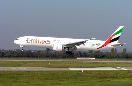 Emirates Airlines resumes direct Athens-New York flight connection