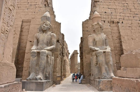 Archaeologists unearth Greek Goddess Artemis' Statue in Luxor