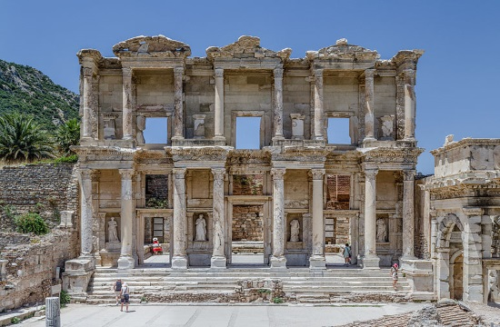 Ancient Greek city of Ephesus in Ionia to be reunited with Aegean Sea