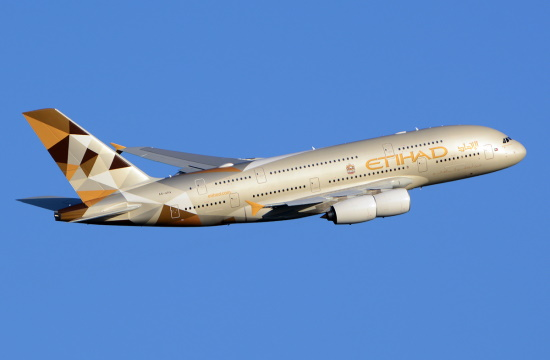 AP: Abu Dhabi's national carrier Etihad reports $1.7 billion loss during 2020