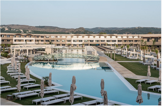 Two Greek hotels among top-16 of TUI Global Hotel Awards