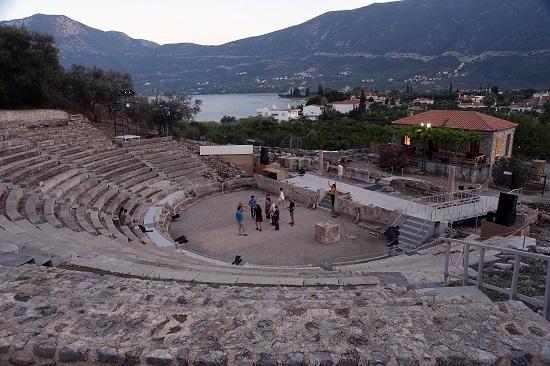 Little Theatre of Ancient Epidaurus