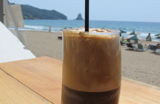 Enjoy Frappé and Freddo, Greece's popular summer coffee drinks