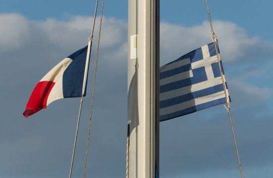 Investments on agenda of Greek and French leaders meeting on Thursday