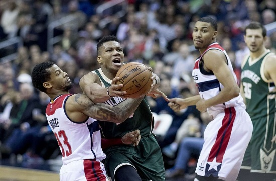 'The Greek Freak invaded Manila' this Weekend in the Philippines