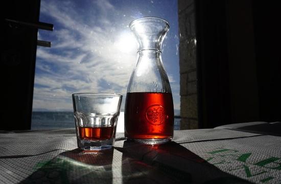 Greek wine production drops in 2018