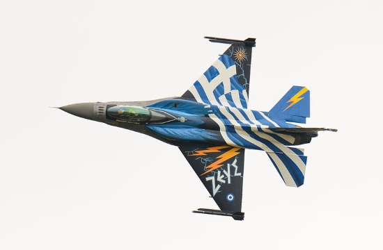 Draft bill upgrading F-16s and Mirage airplanes voted in Greek Parliament