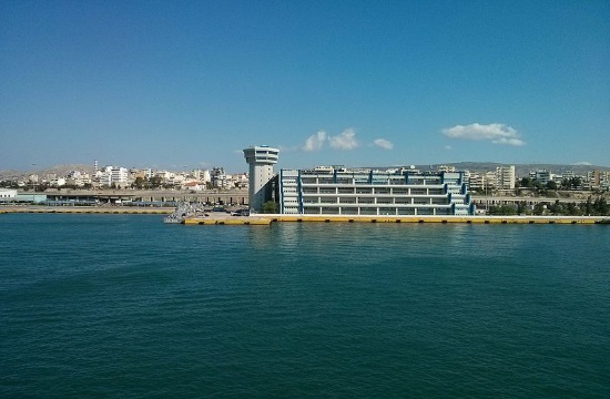 Chinese Cosco modernizes Greek port of Piraeus