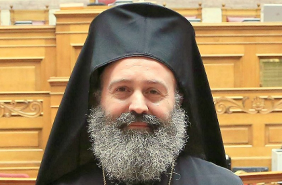 Orthodox Archbishop makes first official visit to Consulate General of Greece in Sydney