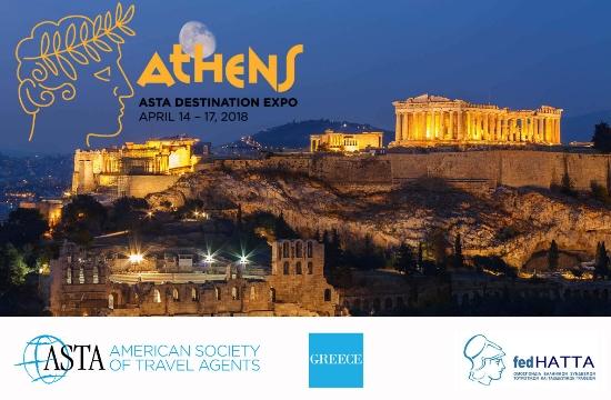 ASTA Destination EXPO 2018 kicks off in Athens today - exclusive interviews, videos