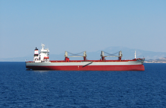 Greek merchant shipping fleet down in numbers but up in capacity