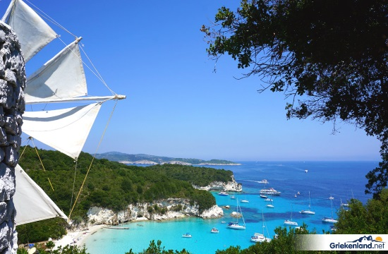 Paxos and Anti-Paxos islands: Hidden gems in the Ionian Sea