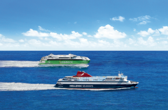 Hellenic Seaways refreshes its Saronic fleet with three newly built catamarans
