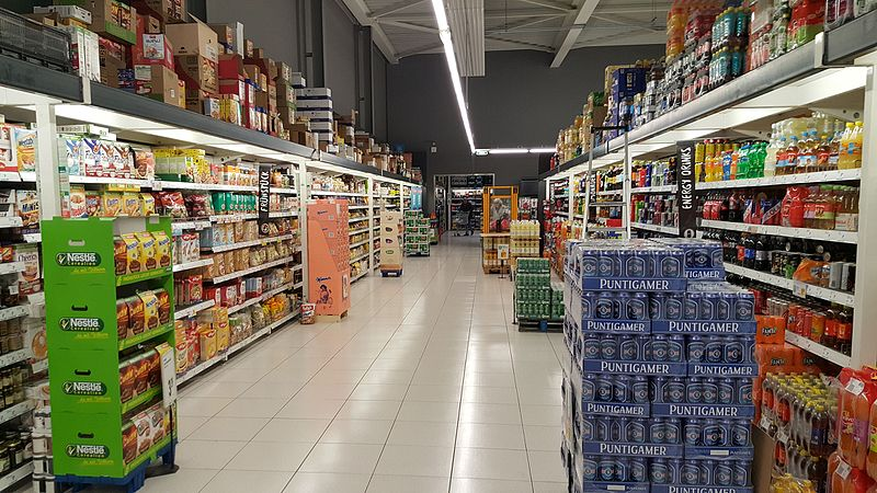 Supermarket sales grow by 2.2% in Greece during 2018