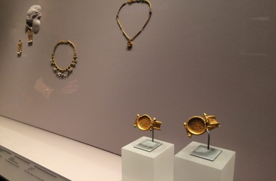 Tornos News | Hellenistic and Byzantine Jewelry at New York
