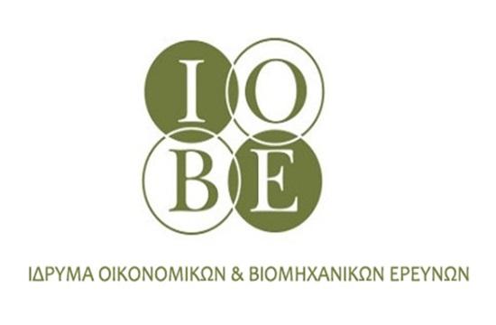 IOBE: Greek economic sentiment index up in June