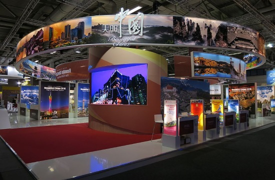 Greek Tourism Minister inaugurates ITB China travel exhibition