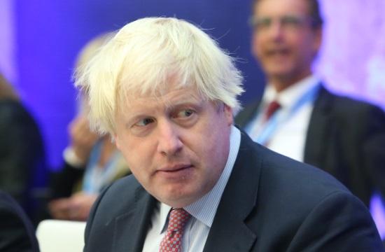 Greek PM wishes British counterpart Boris Johnson speedy recovery