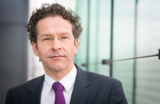 Eurogroup head: IMF departure from Greek program would signal default