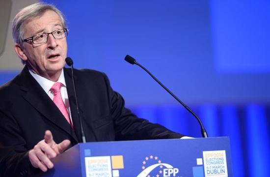EU chief Juncker named honourary doctor at Aristotle University of Thessaloniki