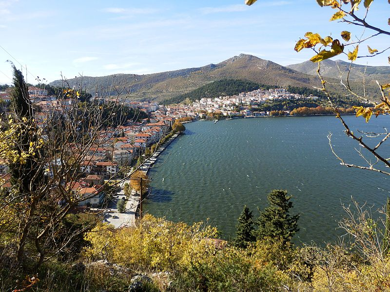 Study to control invasive mink population in northwestern lakes of Greece