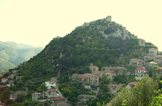 Historic site of Karytaina: From Medieval castle to the Greek Revolution (video)