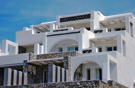 Best new boutique hotel in the world is on Mykonos in Greece