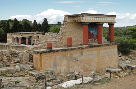 Europe's oldest city Minoan civilization capital Knossos reveals even more priceless treasures