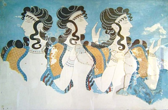 Expert's lecture on Minoan Dress in Athens Museum on September 6
