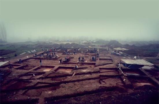 New riverside Neolithic settlement discovered in Trita Koromilia, Kastoria in northern Greece