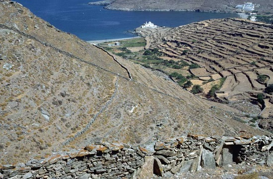 Intriguing discoveries at Vryokastro ancient sanctuary on Kythnos island