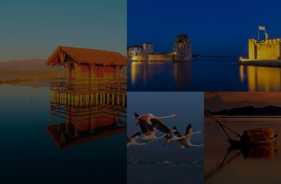 Land of Discovery: Stunning water kingdom in Western Greece