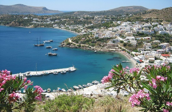 Leros and 'Greek Challenge' bid to host the Extreme Sailing Series