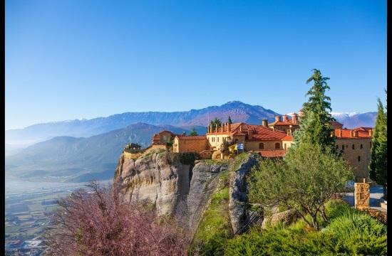 The magic of Meteora, Agrafa, Lake Plastira, Elati and Pertouli