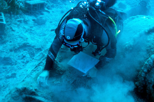 Precious gold jewels found at Lord Elgin's shipwreck off Greek island of Kythira