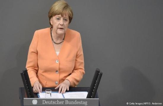 Chancellor Merkel: Germany to deport 100,000 migrants in 2016