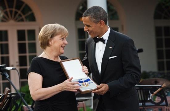 Germany dismissive of Obama calls for Greek debt relief