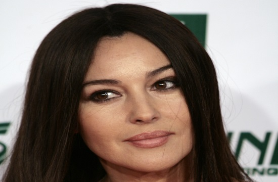 Monica Bellucci in Athens for three nights for play about Greek diva Maria Callas