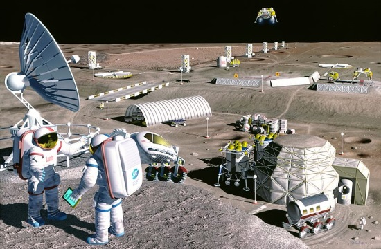 Space travel: China plans to construct base near Moon's south pole