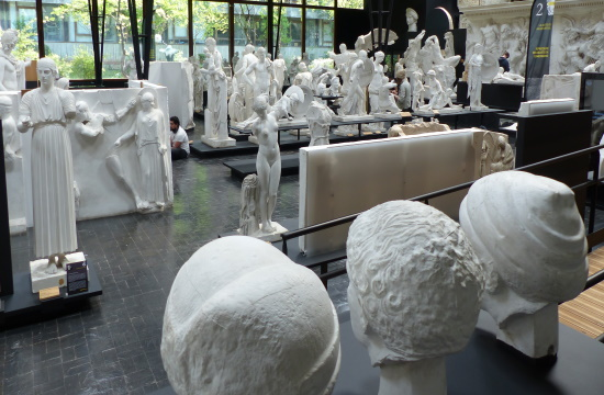 New space dedicated to ancient Greece at Musée des Moulages in Montpellier