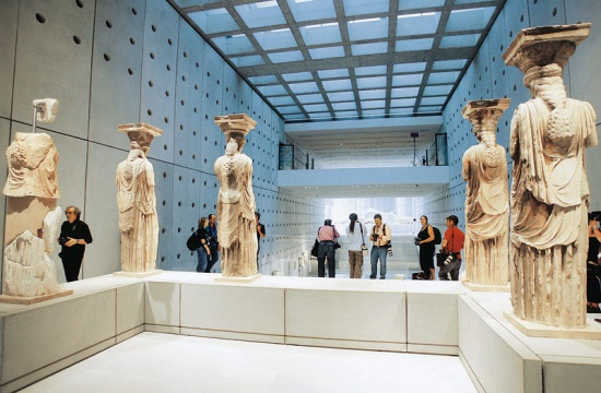 Acropolis Museum in Athens celebrates 8th birthday on June 20 with free entry