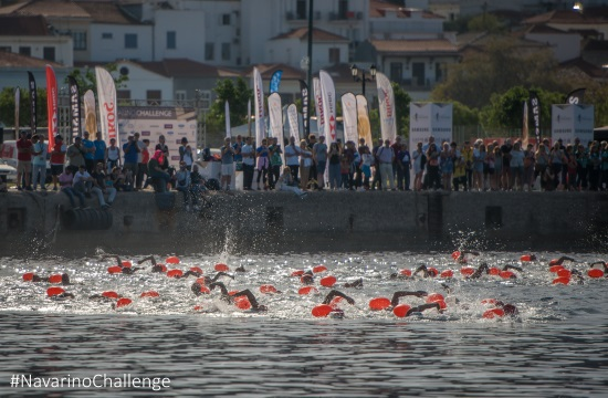 Navarino Challenge 2019: 2,700 participations from 40 countries