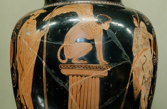 Red-figure Krater discovered at ancient Greek colony in Bulgaria