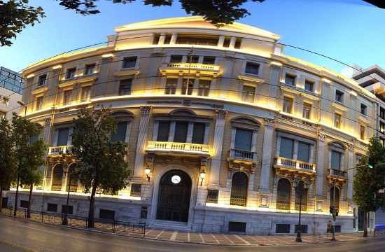 National Bank: Operation profits up 11% in Greece for January-September 2017
