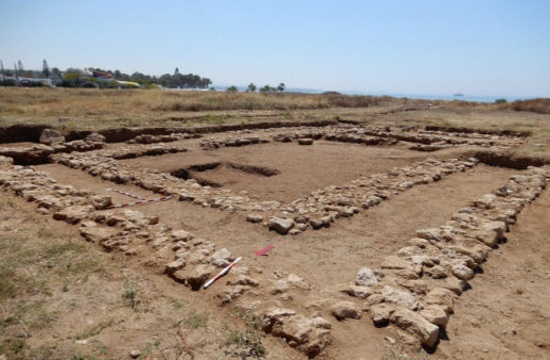 Massive sanctuary complex of Hellenistic era unearthed in Cyprus