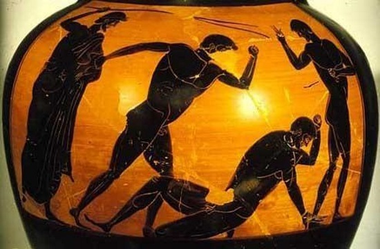 Tornos News New Light On Ancient Greek Vase Painting At Worcester