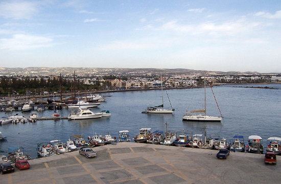 Almost 100 projects of total cost of €123 mln completed in Paphos in the last 8 years