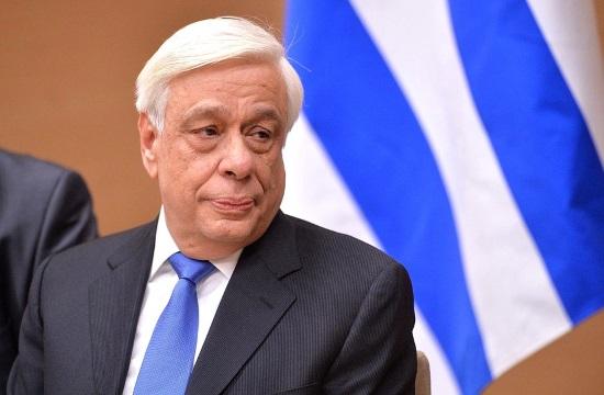 Greek President Pavlopoulos attends anniversary of Laskaridis Foundation