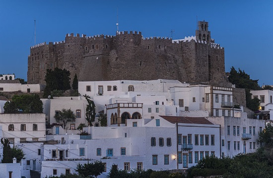 Greek islands of Serifos, Sifnos, Patmos and Ios ready and waiting for visitors