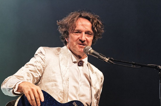 Goran Bregovic to perform live in Larissa city of Thessaly on Sunday